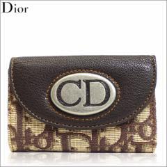 新品 本物 Christian Dior クリスチャンディオール キーケース ディオール ブラウン tnl43102-br