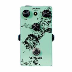 Walrus Audio/オーバードライブ VOYAGER【ウォルラスオーディオ】