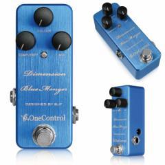 One Control/Dimension Blue Monger コーラス、フランジャー【ワンコントロール】【送料無料】