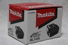 マキタ[makita]14.4V-3.0Ah バッテリ BL1430(箱付)/純正