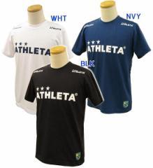 アスレタ ATHLETA 定番ロゴTシャツ 03015M サッカー フットサル 納期3〜7日