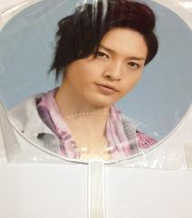 【中古】Kis-My-FT2・・【公式うちわ】 ・☆ 玉森裕太  Mint Tour 2012  Concert  ☆キスマイ  コンサート