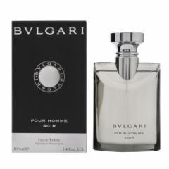 ブルガリ 香水 BVLGARI プールオム ソワール 100ml EDT SP オードトワレ スプレー
