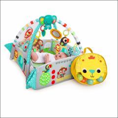 Bright Starts 5-in-1 ヨアウェイ・ボール・プレイジム 10754■プレイジム プレイマット 知育玩具 ベビー用品 おもちゃ 出産祝い