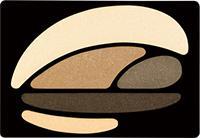 AUBE 花王ソフィーナ オーブクチュール デザイニングインプレッションアイズ 555 ブラウン系