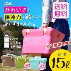 【送料無料】【当店限定色】クーラーボックス 小型 クーラーバッグ 日本製【ナチュールクーラー15L】保冷バッグ おしゃれ かわいい