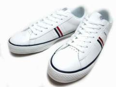 【10%OFF】vlc-sl2-l-ox コンバース CONVERSE バルカナイズド SL2 S OX スニーカー ホワイト/トリコ【レディース・靴】