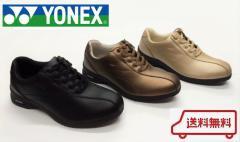ヨネックス‐YONEX ウォーキングシューズ SHW−LC72 婦人/女性 軽量/衝撃吸収パワークッション搭載★撥水 スニーカー