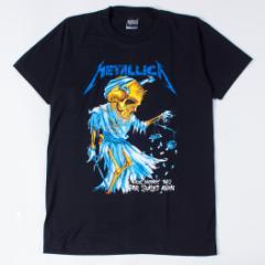 ロックTシャツ Metallica メタリカ Their money tips her scales again