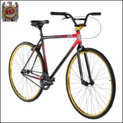 """【話題のコラボモデル】SUBROSA × SLAYER サブローザ """"UTB Complete Bike"""" ブラック 700C 2サイズ"""
