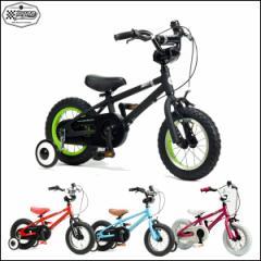 キッズバイク BMX Wynn 12インチ 4色バリ 自転車