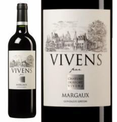 ヴィヴァン 2011年 750ml (赤ワイン フランス ボルドー マルゴー フルボディ)(シャトー・デュルフォール・ヴィヴァンのセカンド)