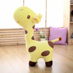 ぬいぐるみ キリン可愛い麒麟 動物ぬいぐるみ 抱き枕きりん  インテリア  店飾り お祝い 記念日プレゼント70cm 6色選択