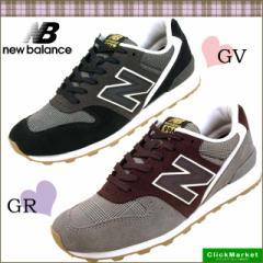 ニューバランス New Balance WR996 GR GV クラシック ランニングシューズ 0996 レディース