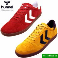[送料無料]ヒュンメル HUMMEL Victory 64413 ビクトリー ロー スニーカー 3425 5134 本革 レディース/メンズ