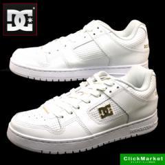 ディーシーシューズ DC Shoe MANTECA LE 174021 WWD マンテカ スニーカー 白金 メンズ