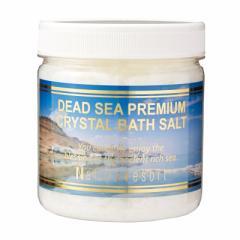【プレゼント】デッドシー プレミアムクリスタル バスソルト 500g プチギフト ギフト 雑貨 死海の塩 入浴剤
