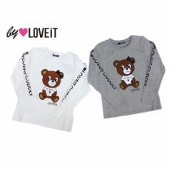 by LOVEiT バイラビット 子供服 17秋 ラビ子ナガソデTシャツ by7873228
