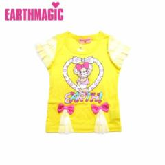 EARTHMAGIC アースマジック 子供服 17夏 Tシャツ  ea37241552