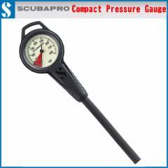 スキューバプロ S-PRO COMPACT PRESSURE GAUGES 残圧計 ゲージ 1ゲージ コンソールゲージ シングル