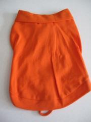 Dog WEAR ポロシャツ オレンジ Mサイズ★