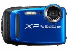 FUJIFILM デジタルカメラ FinePix  FX-XP120BL (ブルー)