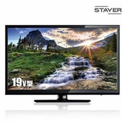 STAYER GRANPLE 19V型 地上波ハイビジョン液晶テレビ HDMI端子2ポート搭載 19TVN-CT
