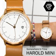 CHEAPO/チーポ スウェーデン 北欧 人気 腕時計 HAROLD MINI ハロルドミニ レザーベルト 正規品 メンズ レディース ユニセックス