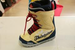 THIRTYTWOブーツ スノーボード 32 限定 LASHED QUICK STRIKE BOOTS -DYLAN ALITO MODEL