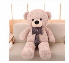 ぬいぐるみ 特大 くま/テディベア アメリカCostCo 可愛い熊 動物 120cm 大きい/巨大 /熊縫い包み/クマ抱き枕/お祝い/ふわふわぬいぐるみ