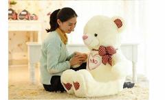 ぬいぐるみ テディベア 特大 クマ 抱き枕 子供のプレゼントバレンタインデー/ふわふわぬいぐるみ70cm