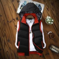 中綿ベスト メンズ  ダウンベスト 防寒  軽量  大きいサイズ  アウターファッション カジュアル  ベスト お兄系 全5色 新作 秋冬 人気