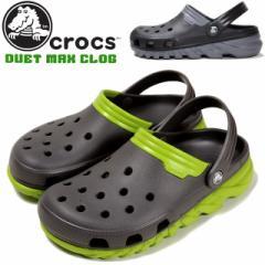 クロックスサンダル デュエットマックスクロッグ/crocs duet max colg メンズ レディース 男女兼用 ユニセックス 国内正規品  No.sh0259