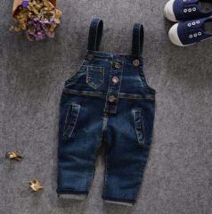 オーバーオール サロペット デニム パンツ 男の子 女の子 キッズ ベビー オールインワン デニム パンツ 子供服 キッズ服