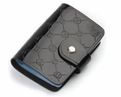 カードケース 箱付き 20ポケット レディース メンズ 人気  大容量 ポイントカード入れ クレジットカード入れ 名刺入れ カードホルダー
