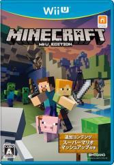 ★送料無料(ネコポス)・即日出荷★MINECRAFT: WiiU EDITION マインクラフト [WiiUソフト] 040127【ネコポス可】