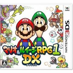 【送料無料(ネコポス)・即日出荷】3DS マリオ&ルイージRPG1 DX  020888