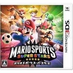 【送料無料(ネコポス)・即日出荷】(初回封入特典付)3DS マリオスポーツ スーパースターズ  020842