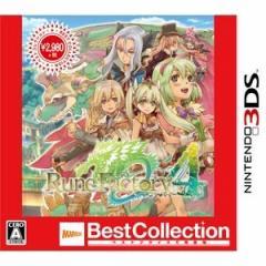 【送料無料(ネコポス)・発売日前日出荷】3DS ルーンファクトリー4 Best Collection ベストコレクション (10.26新作) 020875