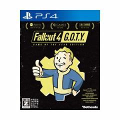 【送料無料(ネコポス)・即日出荷】PS4 Fallout 4: Game of the Year Edition ゲームオブザイヤーエディション  090822