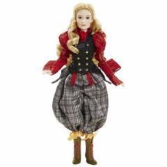 (先払いのみ)海外グッズ ディズニー 公式商品 「アリス・イン・ワンダーランド/時間の旅」 アリス ドール 人形 Alice