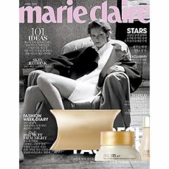 韓国女性雑誌 marie claire(マリ・クレール) 2017年 4月号 (キム・ナムギル、コン・ミョン、Block B、コン・ユ、ユン・ウネ記事)