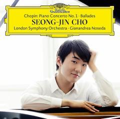 韓国音楽 チョ・ソンジン - ショパン:ピアノ協奏曲第1番、バラード(デラックス版/CD+特典) (予約 発売日:2016.11.24以後)