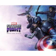 韓国書籍 「The Art Of Marvel Future Fight(マーベル・フューチャーファイト アートブック)」(ハードカバー)