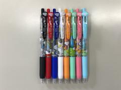 【 スヌーピー 】サラサクリップ 0.5mm★ ボールペン ★ SARASA CLIP ★JJ29-SN3【ゼブラ】ゲルインキ/サラサ/メール便OK