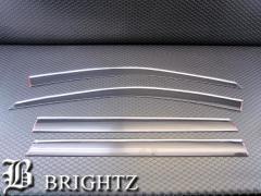レガシィツーリングワゴン BR9 BRG BRM サイドドアバイザー 金具付 Aタイプ 【 INJ−V−11 】
