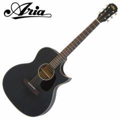 ARIA/エレアコ 100 series Aria-101CE MTBK (Black, Matt)【アリア】【送料無料】