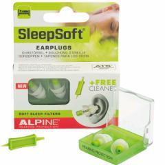 ALPINE HEARING PROTECTION/耳栓 Sleep Soft 睡眠...