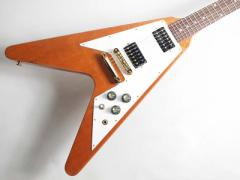 Gibson USA 2016 Limited Proprietary Flying V Reissue Natural【ギブソン】