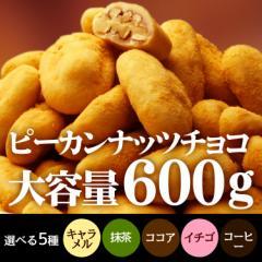 【大容量ピーカンナッツ600g】一度食べたら止まらない!ピーカンナッツをたっぷり堪能
